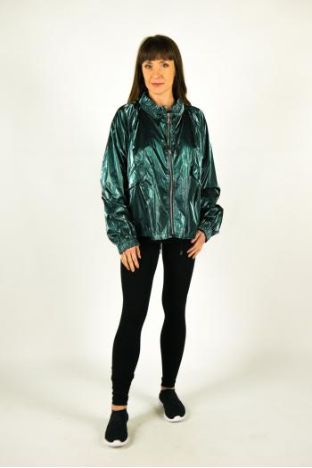 Nylon jacket Repetto S0490 eucalyptus