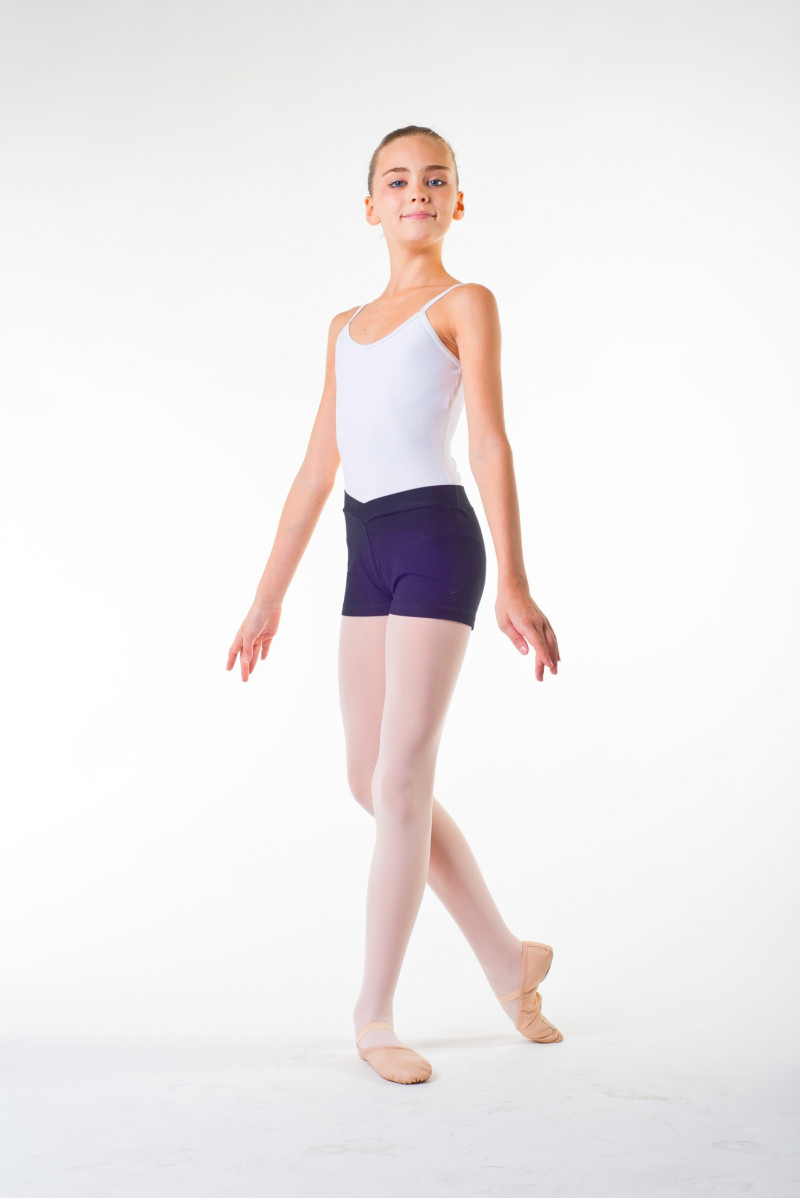 Short danse enfant noir