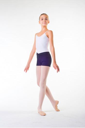 Sansha dance black short