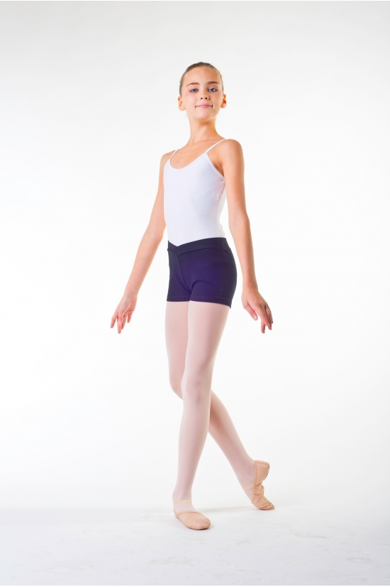 MDA dance black short