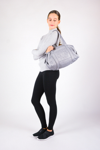 Repetto B0232JN grey duffle bag
