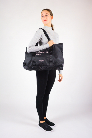 Carrier Bag Repetto Girl black B0349N
