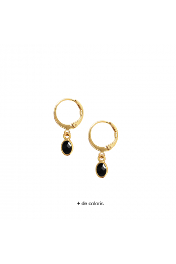 Earrings Gaïa Nilaï