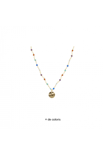Collier Mini Stones Nilaï