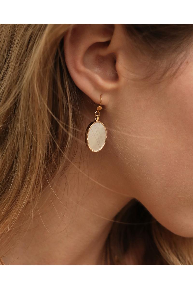 Boucles d'oreilles Frida Nilaï