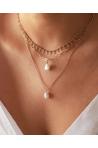 Collier Mini Perla Nilaï