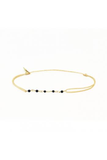 Link bracelet mini stones