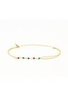 Bracelet lien mini stones