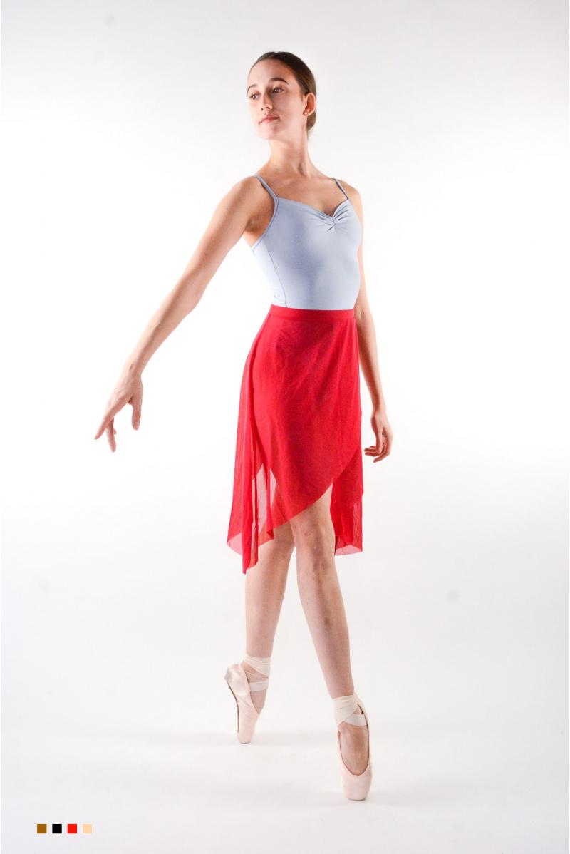 Bloch asymétric R3531 short skirt