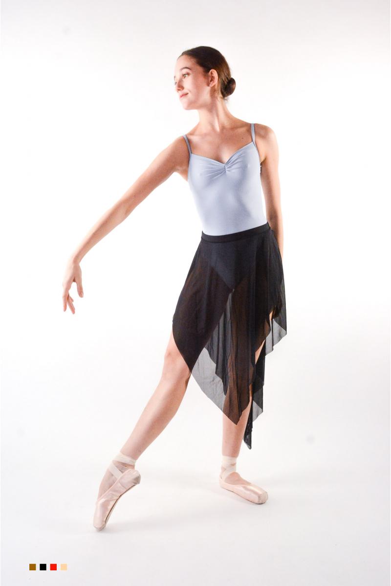 Bloch asymétric R3541 long skirt