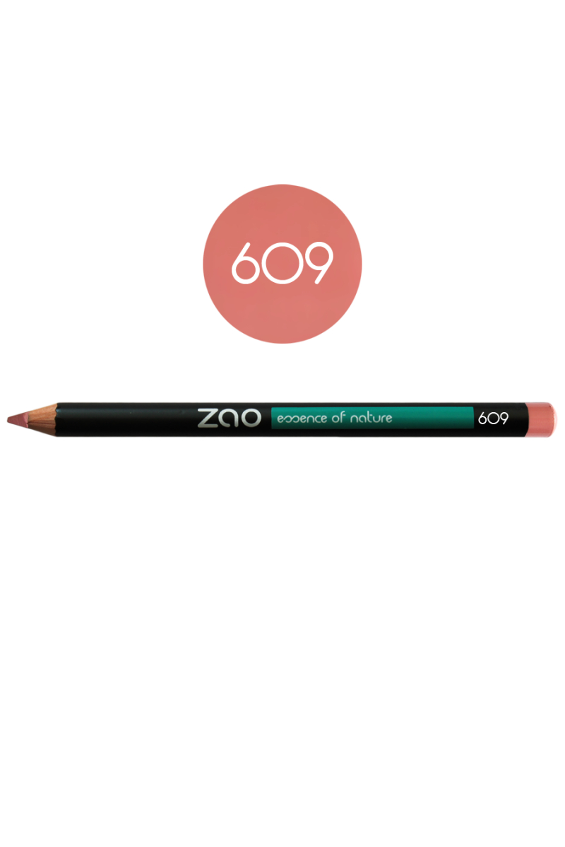 Crayon yeux Zao Make Up vieux rose