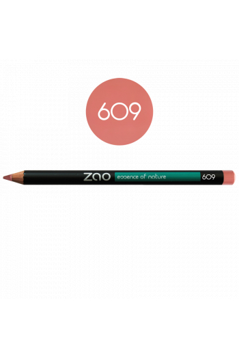 Zao Make Up pink eye pencil