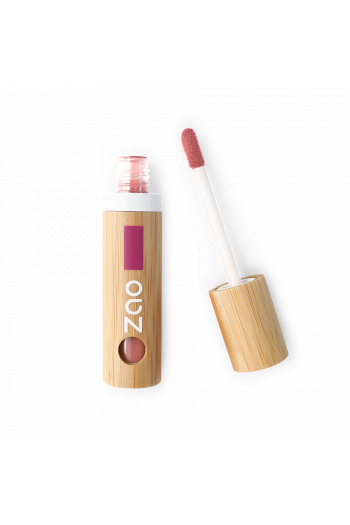 Zao Make Up Corail pink lip ink
