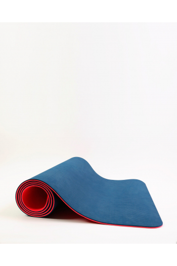 Tapis de yoga Repetto marine et fruit A0092