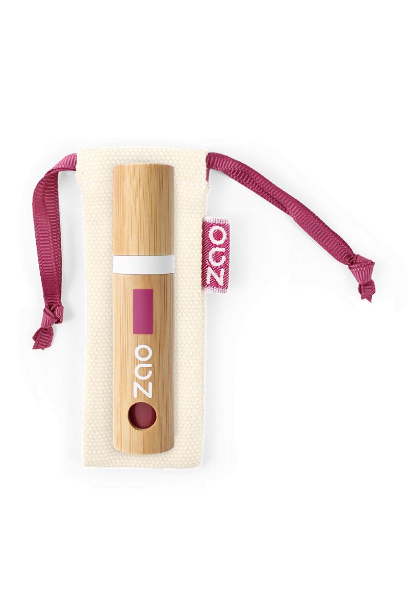Vernis à lèvres Zao Make Up Lie de vin