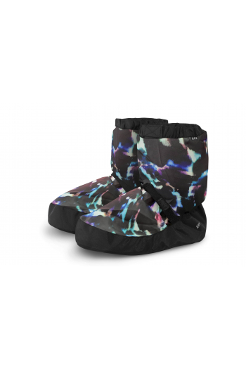 Boots Bloch Tie and Dye black - Edition Limitée