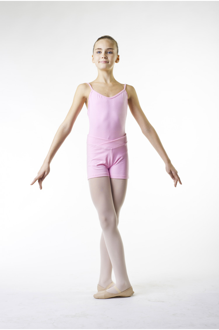 MDA pink girl dance shorts