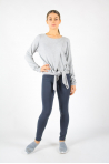 Knitted wrap over Repetto D0672