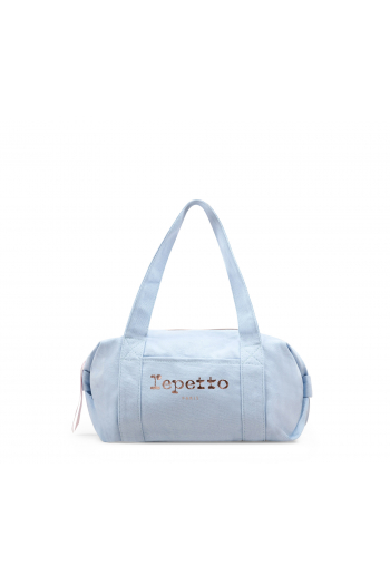 Repetto 'Small Glide' pale raspberry duffle bag