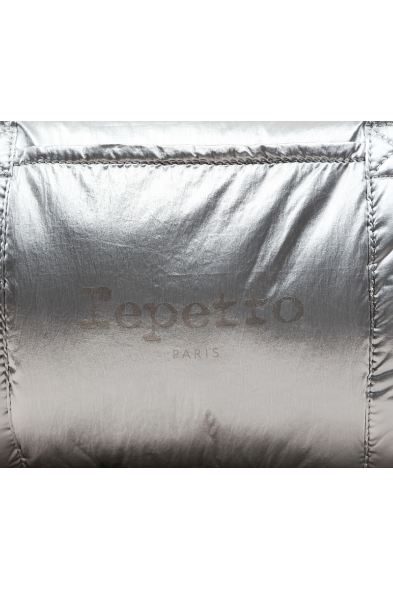 Sac Repetto polochon B0232N argent