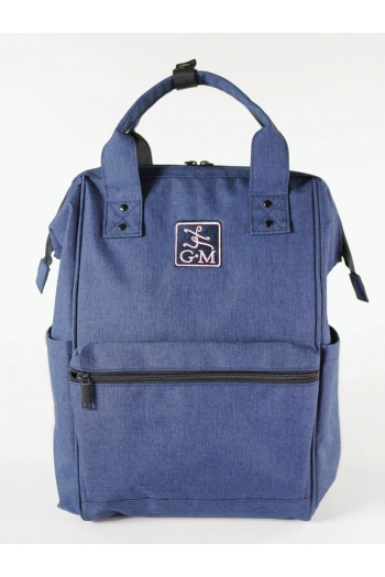Backpack Gaynor Minden Studio Bag Navy Denim