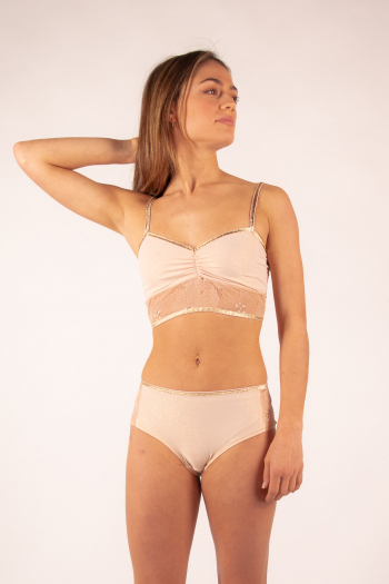 Shorty La Nouvelle Georgia Pearl lace