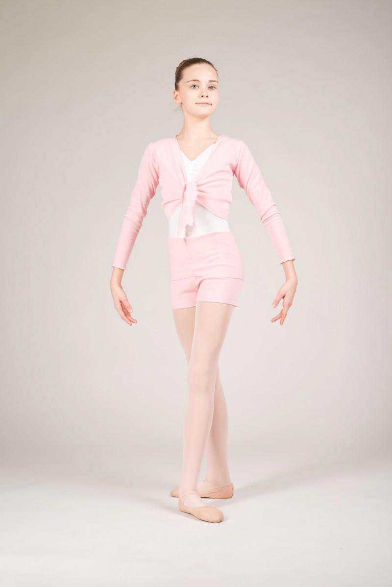 Ballet Rosa Nour dance pink shorts