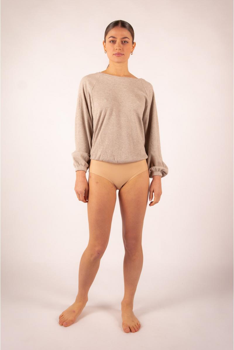 Body pull Botzaris Gustave beige