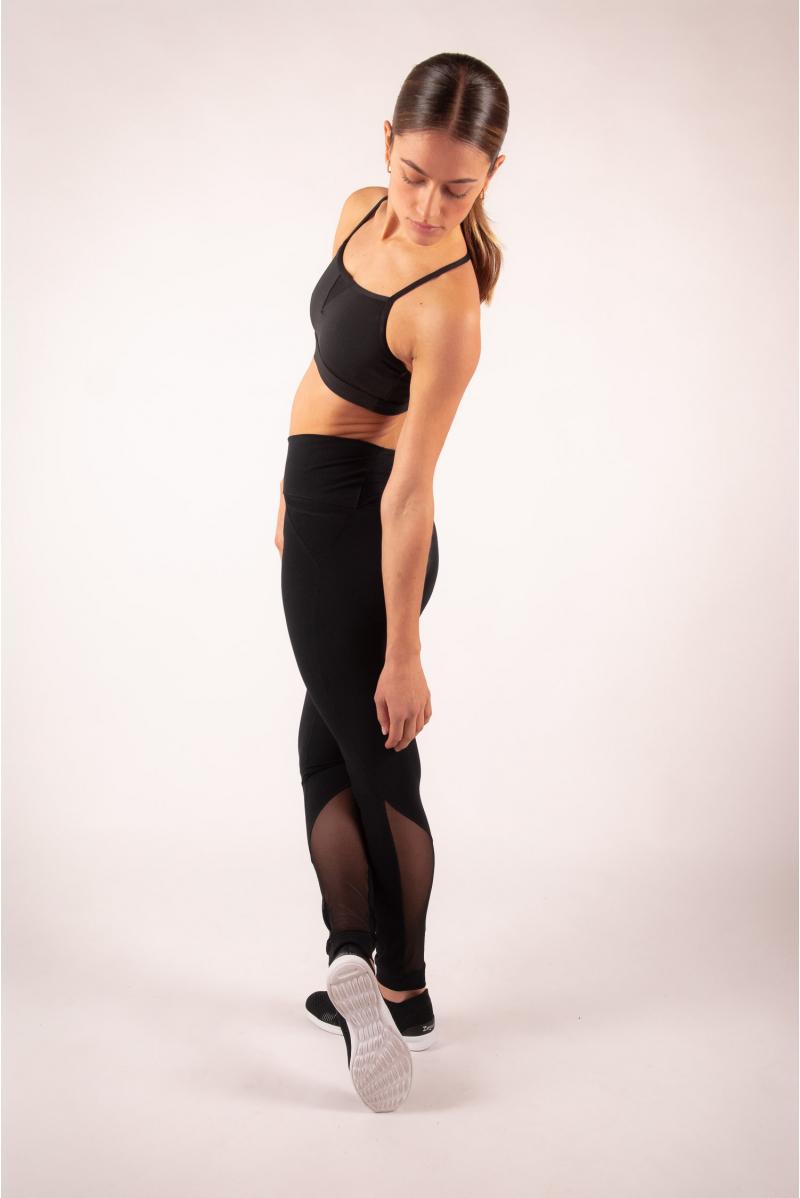 Legging Repetto High stretch résille S0469R