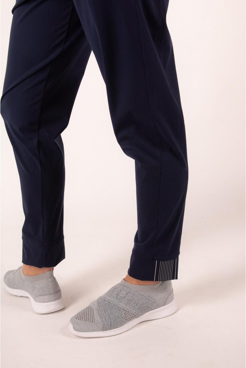 Pantalon high stretch Repetto marine