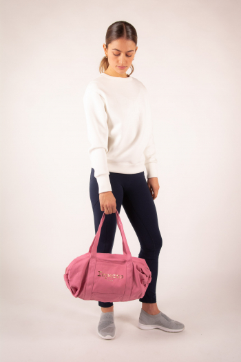 Repetto 'Glide' raspberry duffle bag