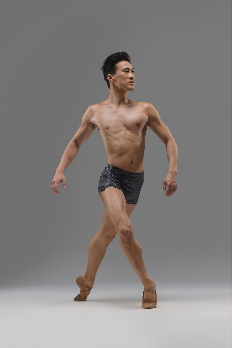 Short Ballet Rosa Baahir