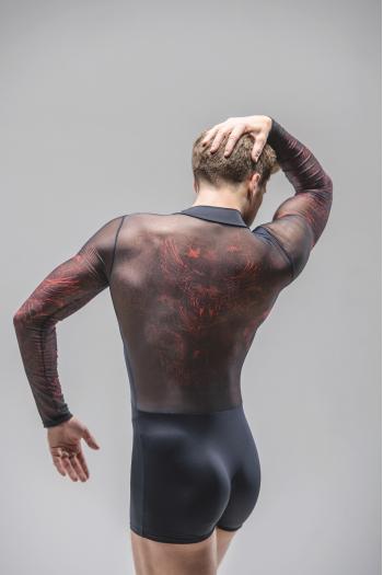 Combishort homme Ballet Rosa Dante