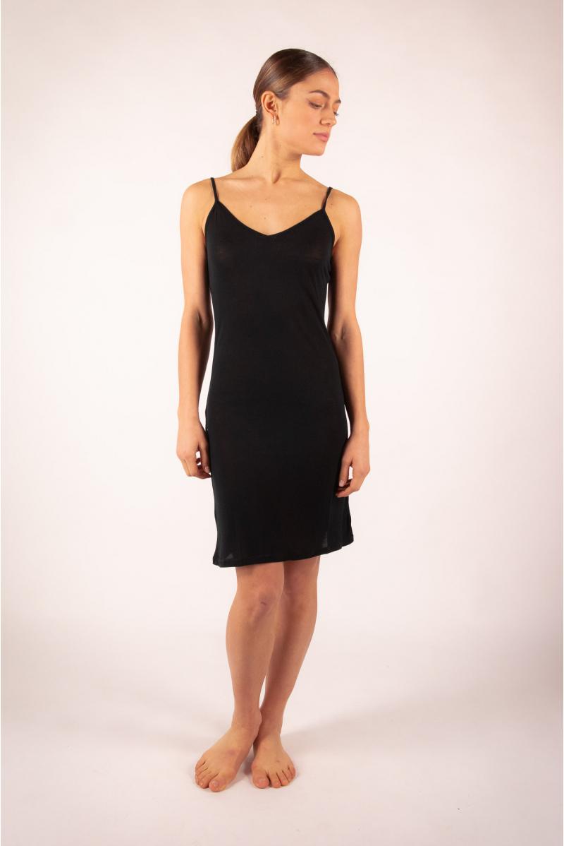Fond de robe Majestic Filatures noir