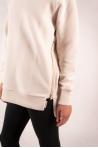 Sweat Manning round neck Varley Eggnog sweater