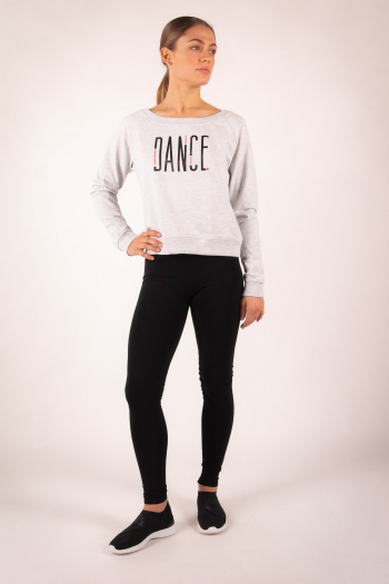 Sweat Temps Danse Talia gris