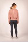 Repetto knit sweater W0671 blush