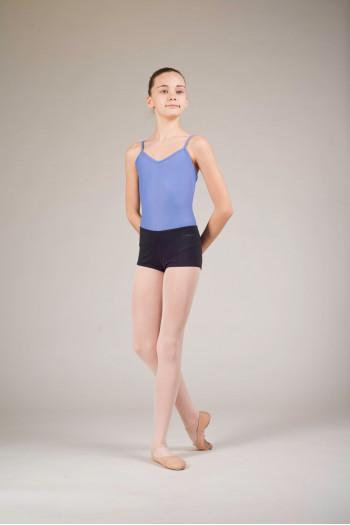 Short danse repetto noir enfant