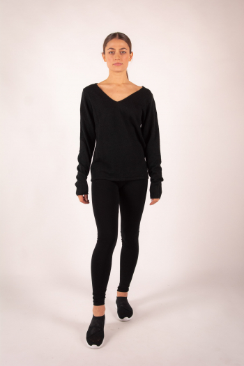Pull Bloch manches longues Z0959