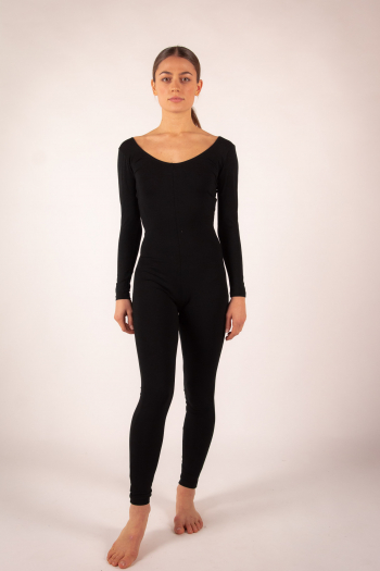 Temps Danse black unitard