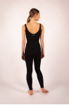 Temps Danse Vellum black unitard