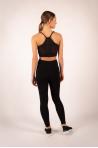 Black bra Sheddo lace 512