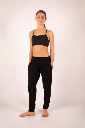 Pantalon Temps Danse Vivant noir