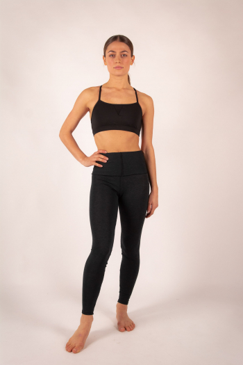 Leggings Temps Danse Egoïste anthracite
