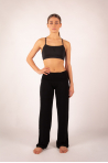 Repetto black loose fitting pants W0386