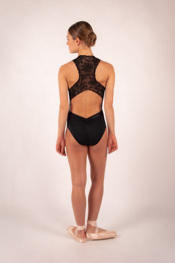 Leotard Ballet Rosa Ginger