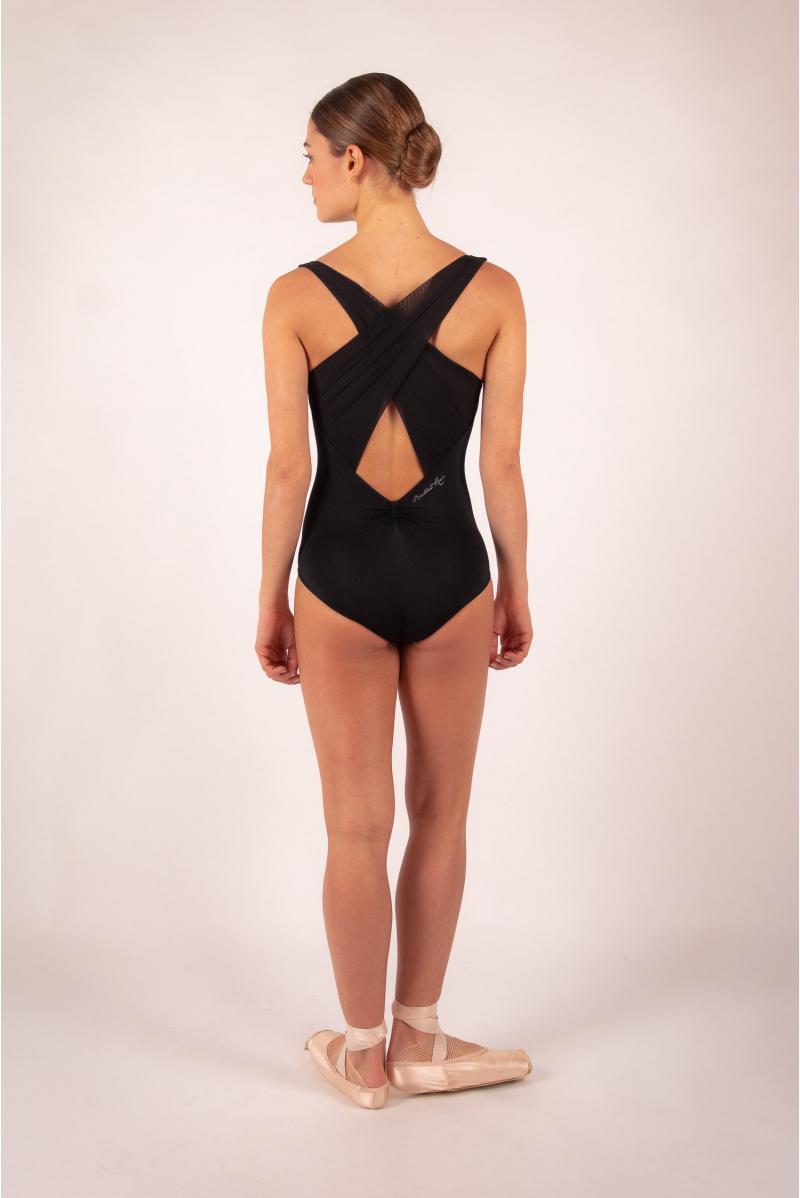 Leotard Ballet Rosa Hope noir