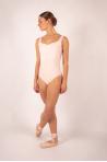 Leotard Ballet Rosa Inaya Powdered