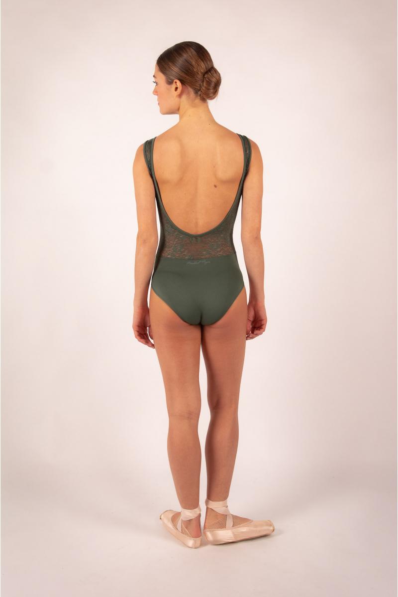 Leotard Ballet Rosa Inaya Olive