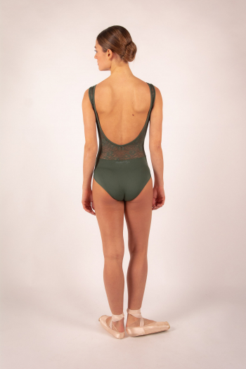 Justaucorps Ballet Rosa Inaya Olive
